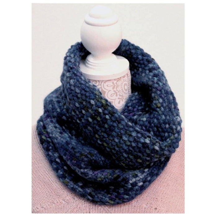 Misti Alpaca Hortensia Cowl or Infinity (FREE) - WOOLS OF NATIONS