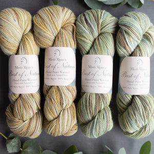 Misti Alpaca Best Of Nature Hand Painted Worsted - WOOLS OF NATIONS
