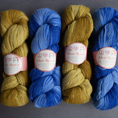 Misti Alpaca Gradient Sock - WOOLS OF NATIONS