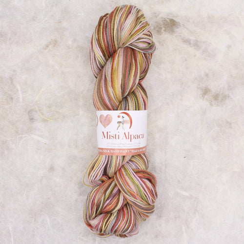 Misti Alpaca Pima Silk Hand Paint - WOOLS OF NATIONS