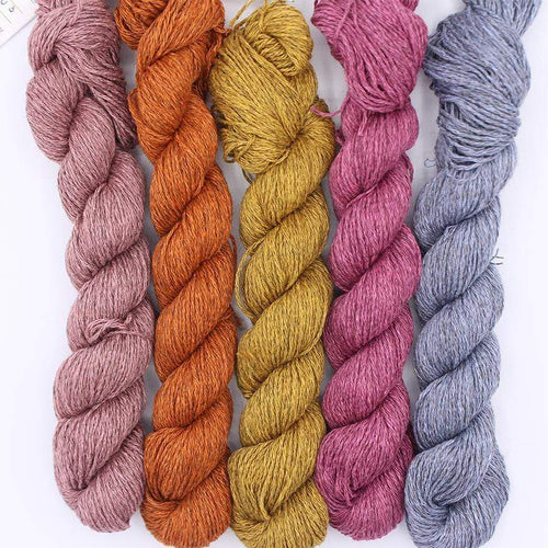 mYak Baby Yak + Silk - WOOLS OF NATIONS
