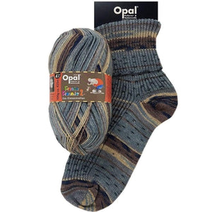 Opal Naughty Friends 2 - 100g 425m - WOOLS OF NATIONS