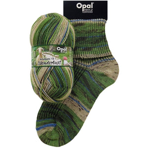 Opal Schafpate 12 - 100g 425m - WOOLS OF NATIONS
