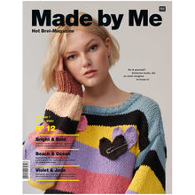 Load image into Gallery viewer, Rico Design Made By Me Hand-Knitting Magazine No.12 (NL/FR) - WOOLS OF NATIONS