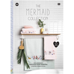 Rico Design The Mermaid Collection Book No. 169 (7 Languages) - WOOLS OF NATIONS