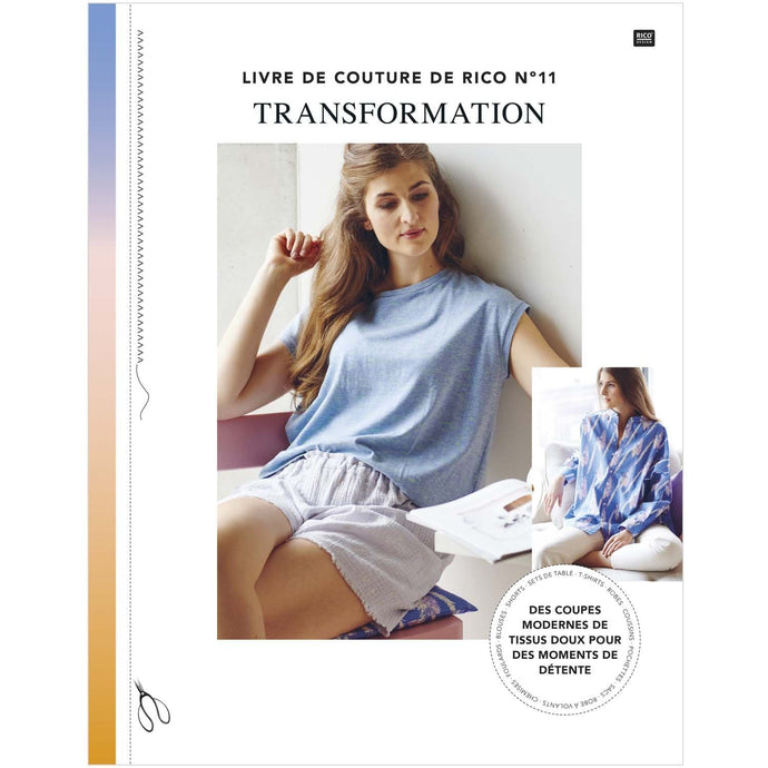 Rico Design Transformation Sewing Book No. 11 (FR) - WOOLS OF NATIONS