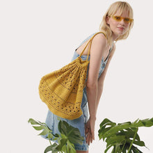 Load image into Gallery viewer, Rico Design Backpack Crochet Kit - WOOLS OF NATIONS