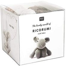 Load image into Gallery viewer, Rico Design Ricorumi Puppies Bunny Crochet Kit - WOOLS OF NATIONS
