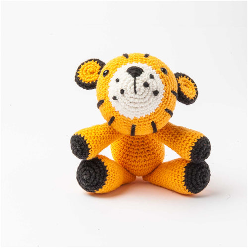 Rico Design Ricorumi Puppies Tiger Crochet Kit - WOOLS OF NATIONS