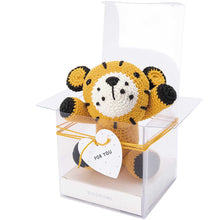 Load image into Gallery viewer, Rico Design Ricorumi Puppies Tiger Crochet Kit - WOOLS OF NATIONS
