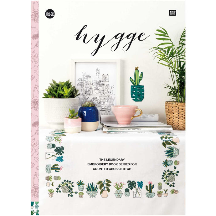 Rico Design Hygge Book No. 162 - WOOLS OF NATIONS