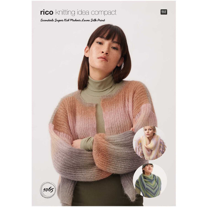 Rico Design Cardigan & Shawls (3 in 1) - WOOLS OF NATIONS