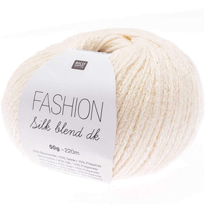 Rico Design Fashion Silk Blend DK - WOOLS OF NATIONS