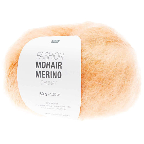 Rico Design Fashion Mohair Merino Chunky 50g 100m - WOOLS OF NATIONS