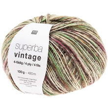 Load image into Gallery viewer, Rico Design Superba Vintage 4-Ply 100g 420m - WOOLS OF NATIONS