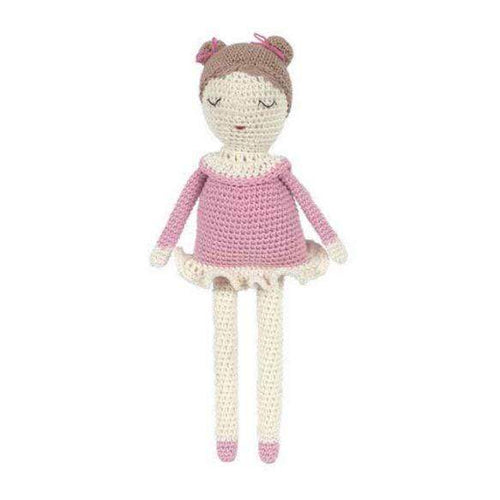 Tuva Cynthia Doll Amigurumi Kit - WOOLS OF NATIONS