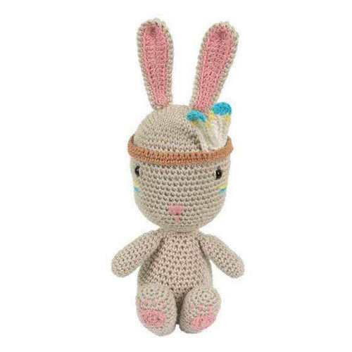 Tuva Frankie The Bunny Amigurumi Kit - WOOLS OF NATIONS