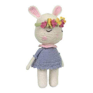 Tuva Rhiannon The Bunny Amigurumi Kit - WOOLS OF NATIONS