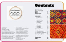 Load image into Gallery viewer, Modern Bargello: How to Stitch 15 Colourful Projects by Tina Francis - WOOLS OF NATIONS