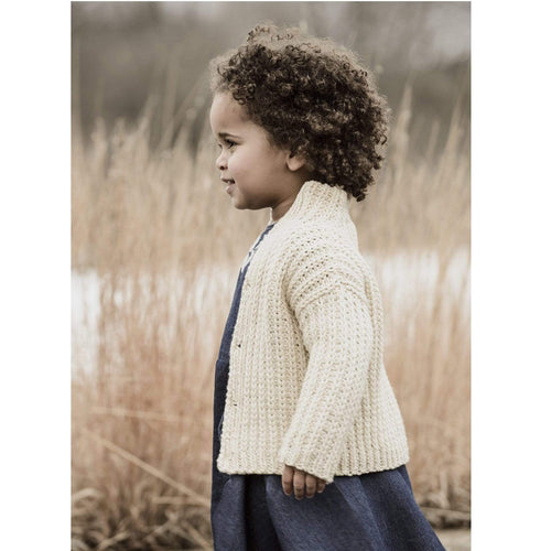Spud & Chloë - Cookies & Cream Cardi - WOOLS OF NATIONS