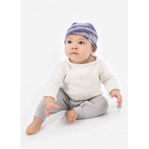 Spud & Chloë - Pint Size Pullover & Happy Hat - WOOLS OF NATIONS