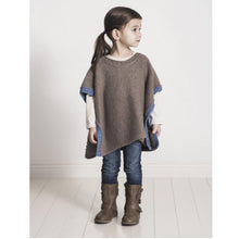 Load image into Gallery viewer, Spud & Chloë - Puddle Jumper Poncho - WOOLS OF NATIONS