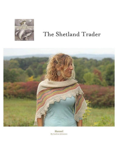 The Shetland Trader Hansel - WOOLS OF NATIONS