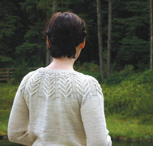 Tin Can Knits Antler Cardigan - WOOLS OF NATIONS