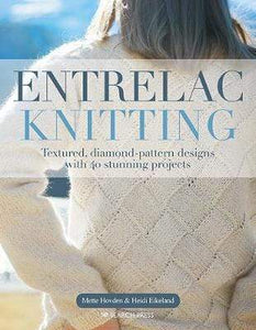 Entrelac Knitting by Mette Hovden & Heidi Eikeland - WOOLS OF NATIONS