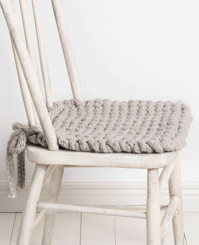 Blue Sky Fibers Champlin Chair Cushion (FREE) - WOOLS OF NATIONS