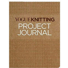 Load image into Gallery viewer, Vogue Knitting Project Journal - WOOLS OF NATIONS