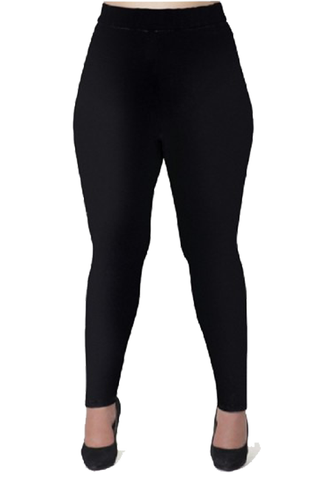 LIGHTWEIGHT BLACK LEGGING