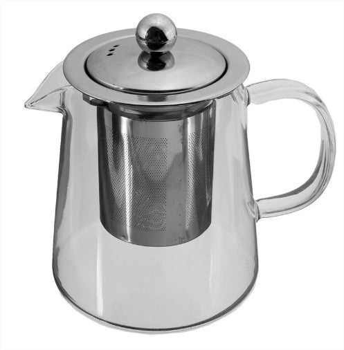 20oz Premium Glass Tea Pot