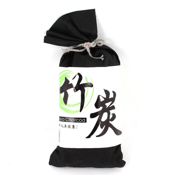 Charcoal Filled Bamboo Air Freshener Bag