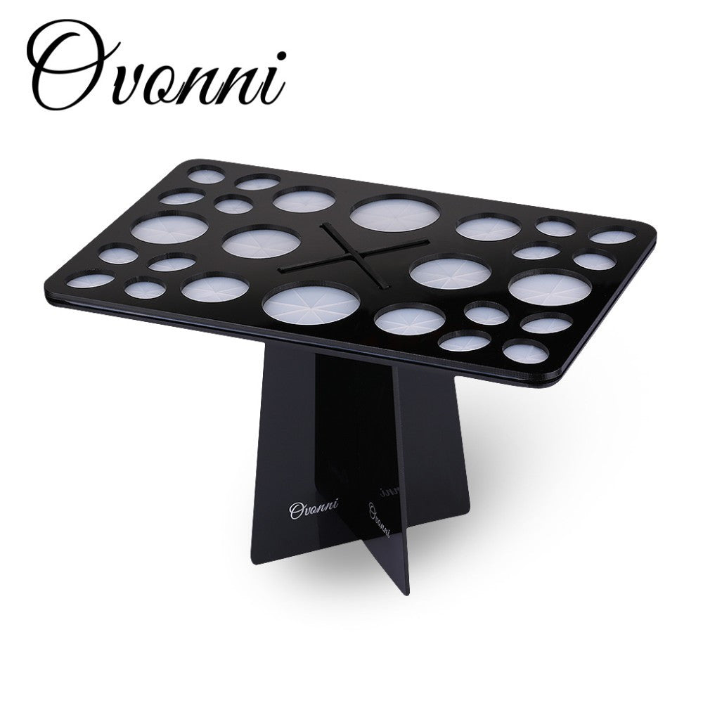 Ovonni Collapsible Make-up Brushes Drying Stand