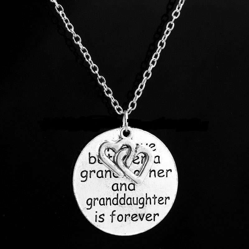 Grandmother & Granddaughter Necklace - 50% OFF