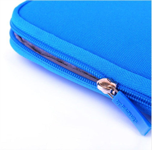 Multi-Functional Travel Wallet For Passports/Credit Cards/Documents Free + Shipping