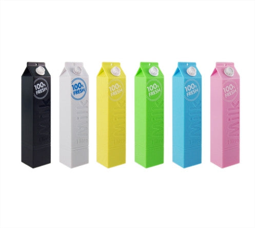 Universal Milk Carton Portable Charger (2 Per Pack) Free + Shipping