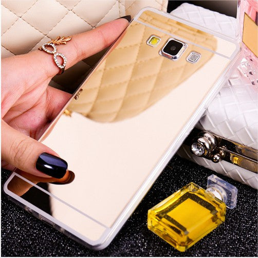 Back Cover Mirror Samsung Galaxy Case