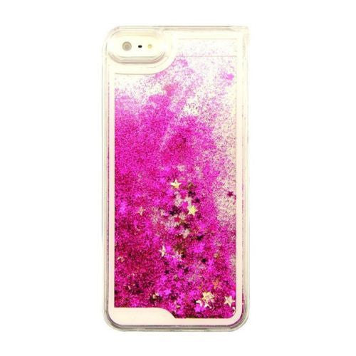 Colorful Quicksand iPhone Case