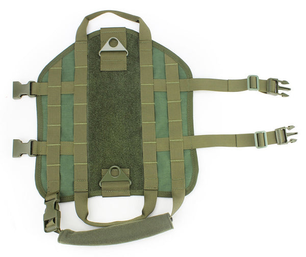 Military/Tactical Training Dog Harness
