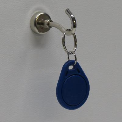 RFID Optional  Magnetic Key Tag. - Gage Safe Products