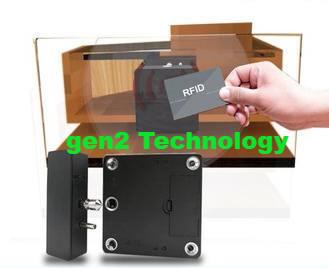 RFID Cabinet Lock   KR-S80A   gen2 - Gage Safe Products