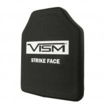 "VISM NIJ PE Hard Ballistic Plate - 10"" x 12"" - Gage Safe Products"