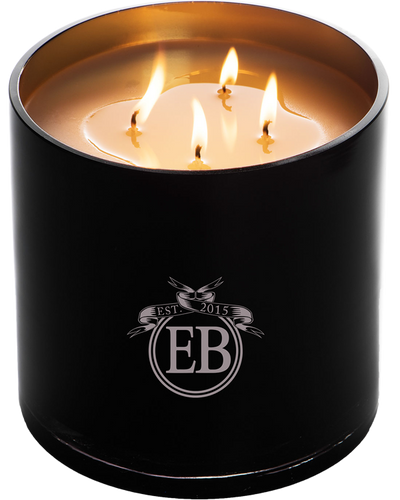 Rose Four-Wick Candle