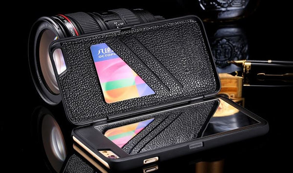 Mirror Wallet iPhone 6 & 6plus case