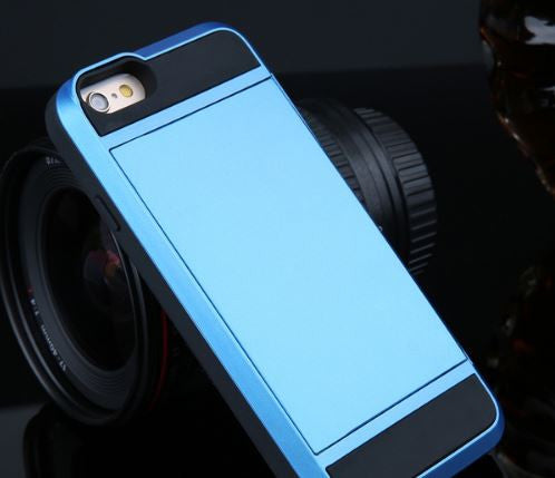 Discrete Wallet iPhone 5 & 5S case