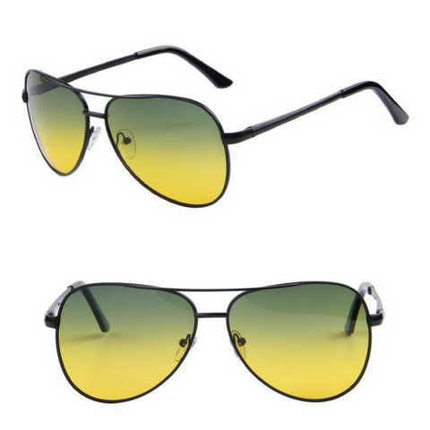 Aviator Night Vision Sunglasses