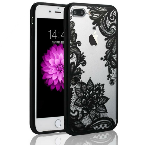 Tattoo Floral Lace iPhone Cover