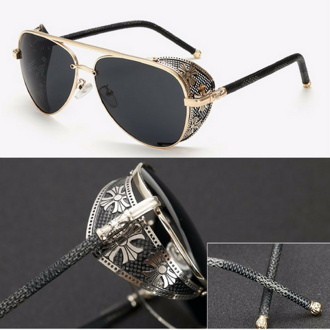Vapor Steampunk Sunglasses